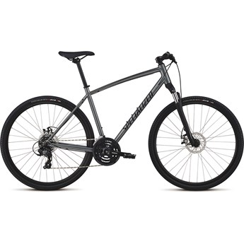 Specialized Crosstrail Mech Disc Int Charcoal/Black/Black
