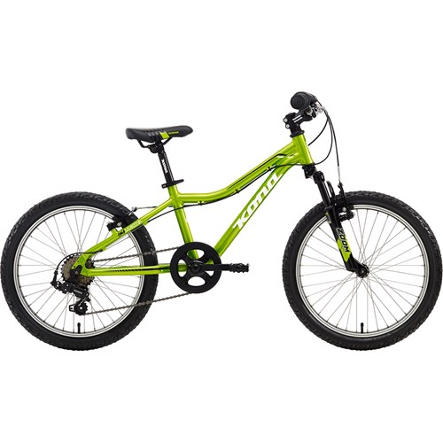 Kona Makena Gloss Lime with White and Black Decals 2016
