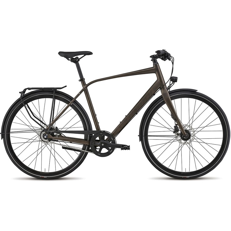Specialized Source 8 Disc Satin Brown/Tint Graphic