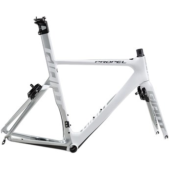 Giant Propel Advanced SL Frameset White