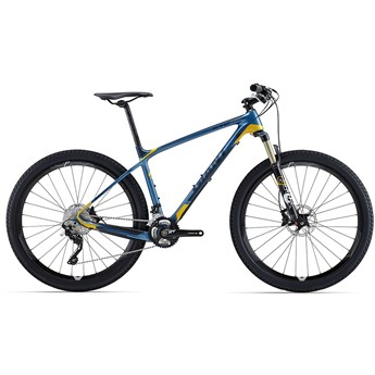 Giant XTC Advanced 27.5 1 Metallic Blue