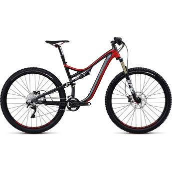Specialized Stumpjumper FSR Elite 29 Röd/Grå/Svart