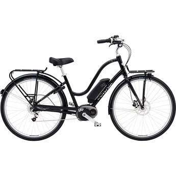 Electra Townie Commute Go! 8i Step-Thru Black