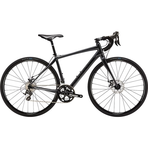 Cannondale Synapse Damcykel 105 Disc Gry 2015