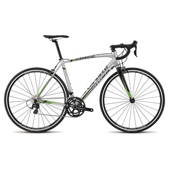 Specialized Allez Comp Brushed/Black/Monster Green