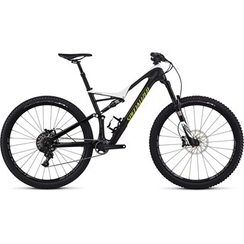 Specialized Stumpjumper FSR Expert Carbon 29 Gloss White/Carbon/Hyper 2017