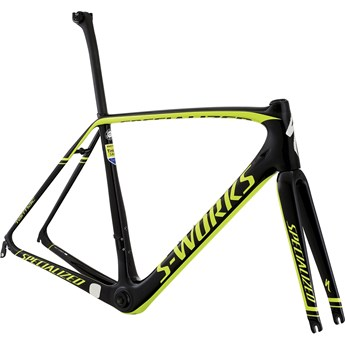 Specialized S-Works Tarmac Frameset Gloss Team Tinkoff