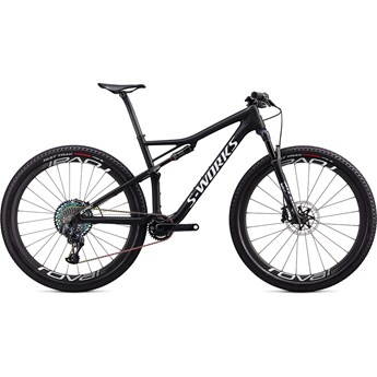 Specialized Epic S-Works Carbon SRAM AXS 29 Satin Black/Metallic White Silver