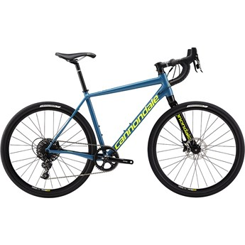 Cannondale Slate Apex 1 Blue Collar with Volt, Satin