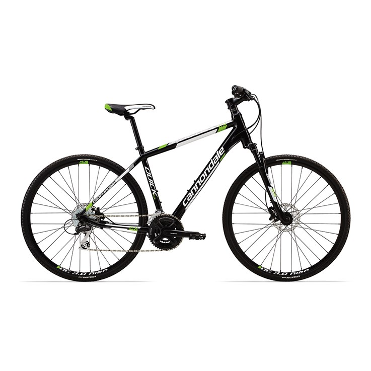 Cannondale Quick CX 3 BLK