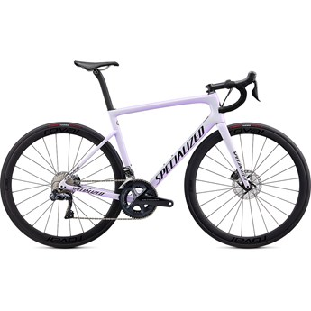 Specialized Tarmac SL6 Expert Disc Udi2 Gloss Uv Lilac/Tarmac Black