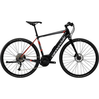 Cannondale Quick NEO Svart 2019