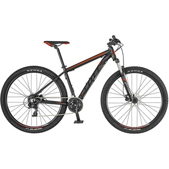 Scott Aspect 760 Black/Red 2019