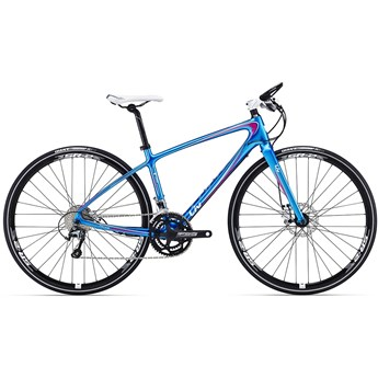 Liv Thrive CoMax 2 Disc Blue 2016