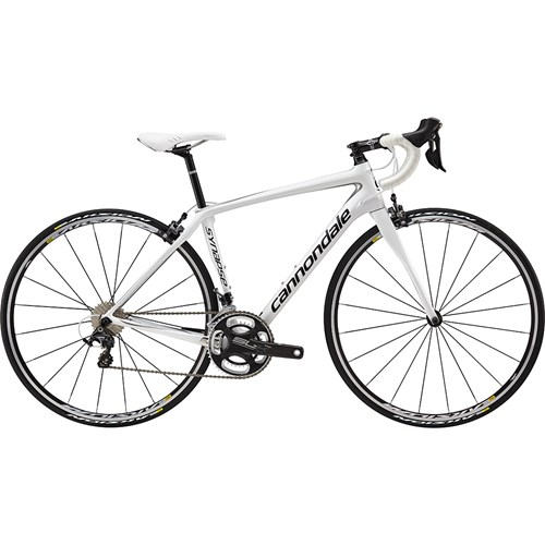 Cannondale Synapse Carbon Damcykel Ultegra Wht 2015