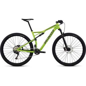 Specialized Epic FSR Comp 29 Gloss Monster Green/Black 2017