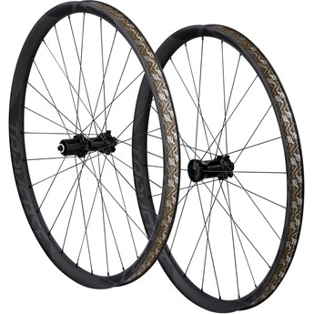 Specialized Traverse SL 650B Wheelset Carbon/Black