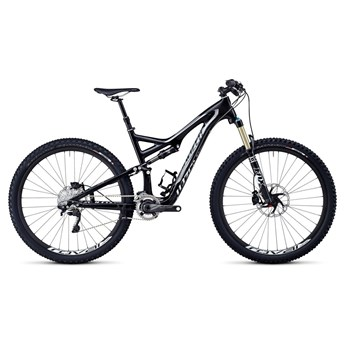 Specialized Stumpjumper FSR Expert Carbon 29 Materialfärg/Silver/Vit
