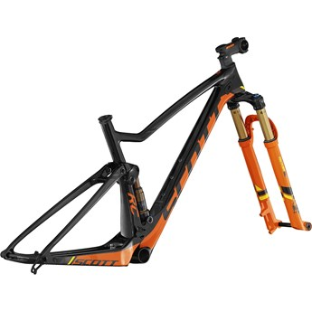 Scott Spark RC 900 SL Frame and Fork