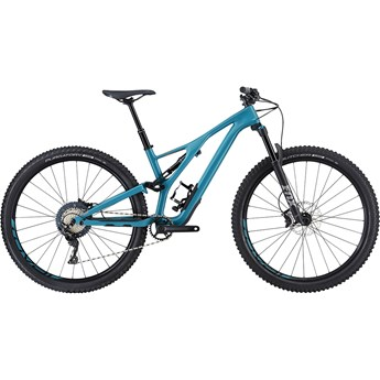Specialized Stumpjumper FSR ST Womens Comp Carbon 29 Satin/Dusty Turquoise/Copper