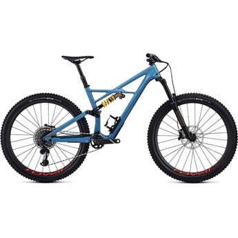 Specialized Enduro FSR Pro Carbon 29 6Fattie Gloss Storm Grey/Rocket Red 2019