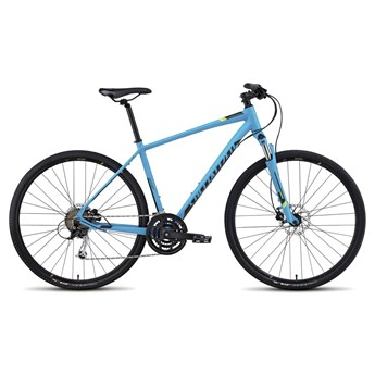 Specialized Crosstrail Sport Disc Cyan/Black/Hyper Green