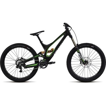 Specialized Demo 8 FSR I Carbon 650B Gloss Carbon/Green/White