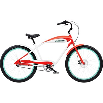 Electra EBC '93 3i Step-Over Red/White 2020