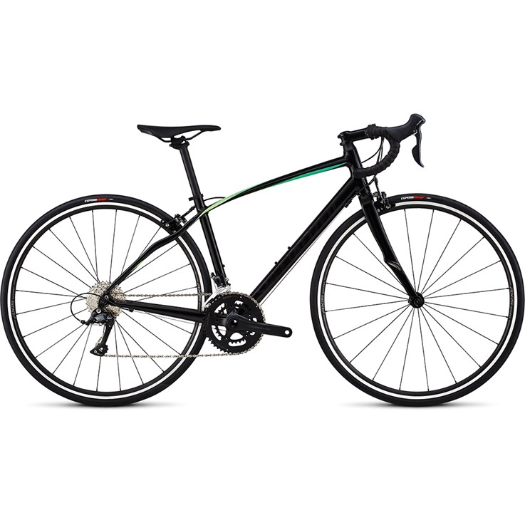 Specialized Dolce Sport Tarmac Black/Cali Fade