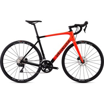 Specialized Roubaix Sport Gloss Rocket Red/Black Fade/Rocket Red/Clean 2019