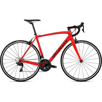 Specialized Tarmac Men SL4 Sport Gloss Candy Red/Rocket Red/Tarmac Black/Clean 2019