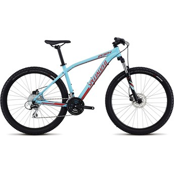 Specialized Pitch 650B Gloss Light Blue/Nordic Red