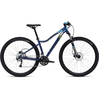 Specialized Jett Sport 29 Gloss Navy/Cyan/Hyper Green