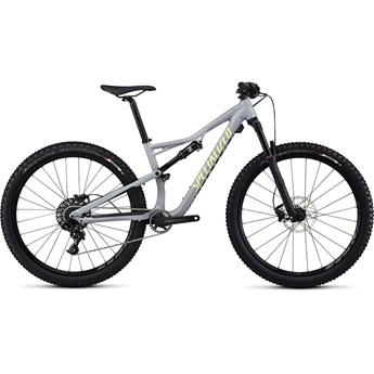 Specialized Camber Women's FSR Comp 650B Cool Gray/Deep Indigo/Powder Green