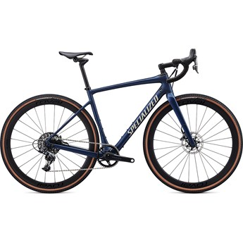 Specialized Diverge Expert Carbon X1 Satin Navy/White Mountains Clean