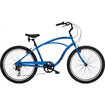 Electra Cruiser Lux 7d Dark Blue Metallic Herr