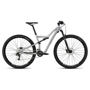Specialized Rumor FSR Comp 29 Silver/White/Charcoal/Pink
