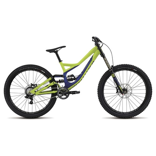 Specialized Demo 8 FSR I 650B Hyper Green/Deep Blue 2015