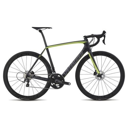 Specialized Tarmac Pro Disc Race Carbon/Hyper Green/Charcoal 2015