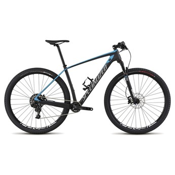 Specialized Stumpjumper Hardtail Elite Carbon WC 29 Carbon/Cyan/White