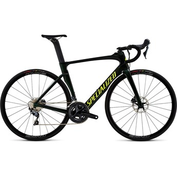 Specialized Venge Expert Disc Tarmac Black/Chameleon Green/Team Yellow