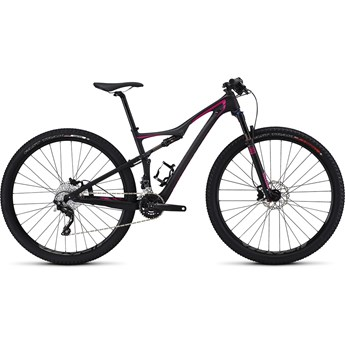 Specialized Era FSR Comp Carbon 29 Satin Carbon/Charcoal/Bright Pink