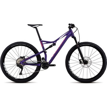 Specialized Camber FSR Men Comp 29 2-X Heritage Gloss Purple/White/Acid Pink
