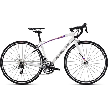 Specialized Dolce Comp Gloss Dirty White/Deep Pearl Fuschia/Pearl Coral