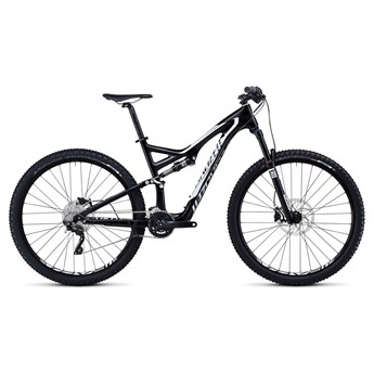 Specialized Stumpjumper FSR Comp Carbon 29 Svart/Vit