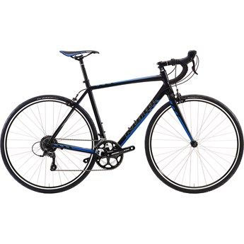 Kona Esatto Matt Black with Silver, Navy and Blue Decals