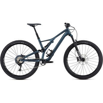 Specialized Stumpjumper FSR ST Men Comp Carbon 29 Satin/Cast Battleship/Taupe