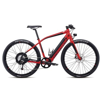 Specialized Turbo S Red/Black Ano