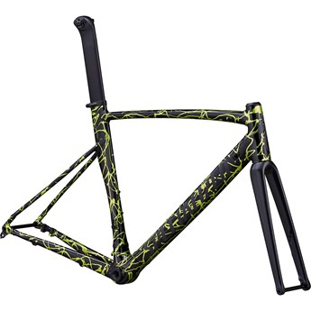 Specialized Allez Sprint Disc Frameset Satin Splash Anodized/Satin Reflective/Clean