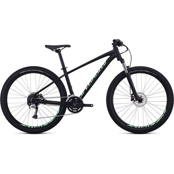 Specialized Pitch Men Comp 27.5 Int Satin Black/Acid Kiwi/Clean 2019